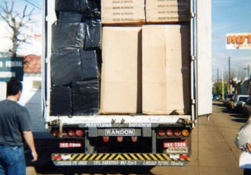 Illegal trade up sharply