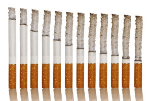 Smokers hit by price hike