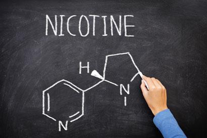 Nicotine rethink required
