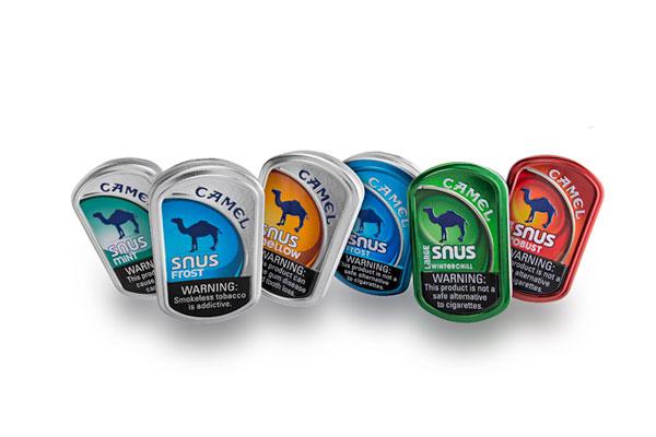 MRTPs for Camel Snus