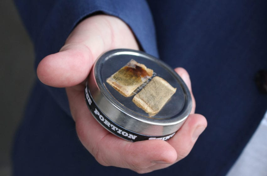 Patents Granted for Sting-Free Snus