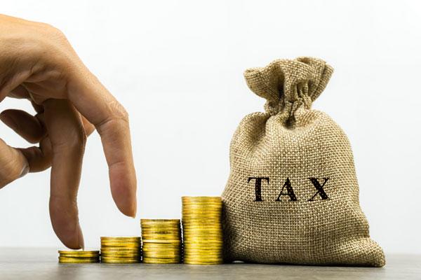 U.K. Taxes Up