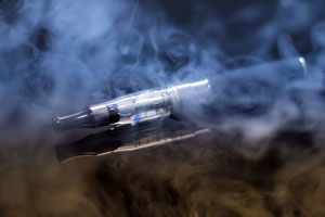 'Vaping Increases Covid-19 Risk'