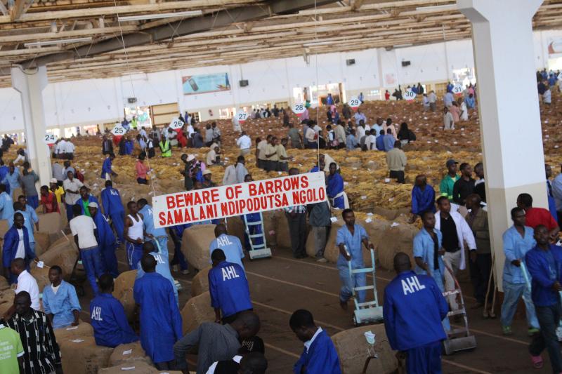 Malawi Delays Marketing Season