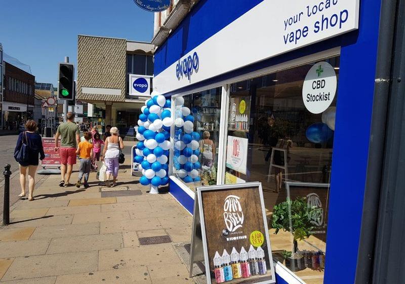 UKVIA: U.K. Vape Shops Well-Positioned for Reopening