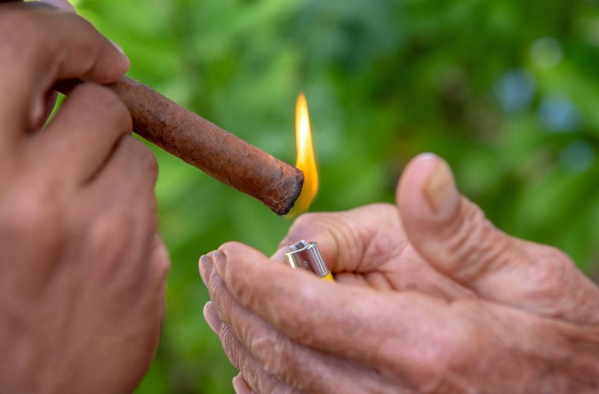 Cigar Industry Booms Amid Lockdowns