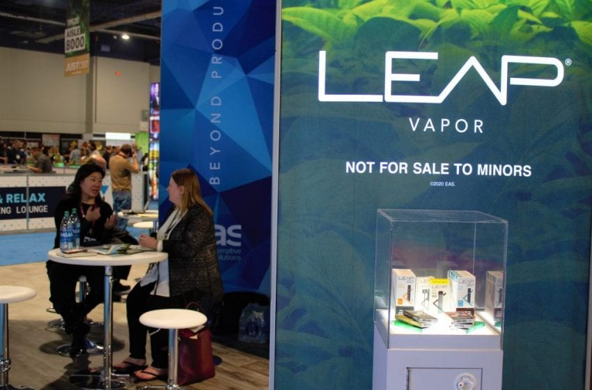 Marketing Authorization Requested for Leap