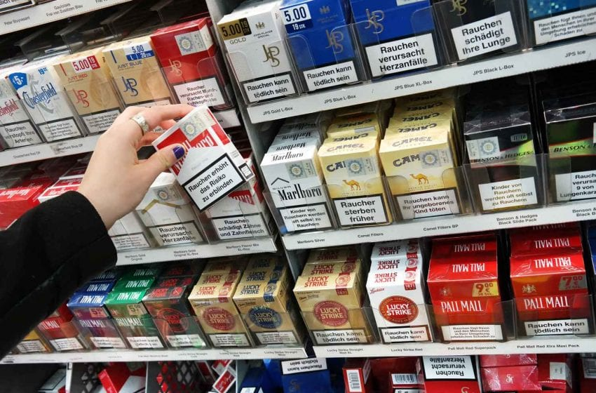 VAT Reduction to Include Tobacco