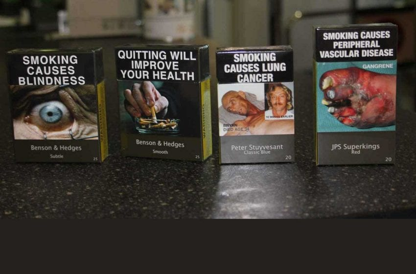 Australia's Plain Packaging Justified, Says WTO