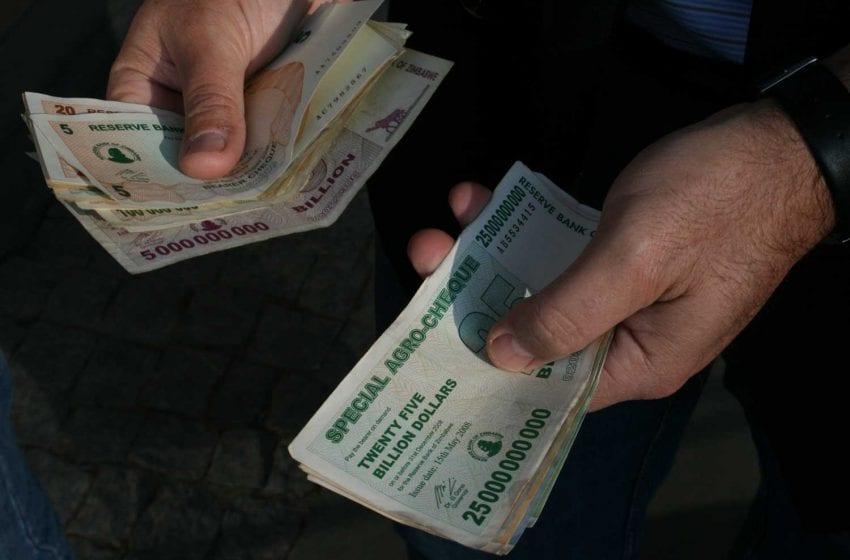 Reintroduction of Zim Dollar Dampens Cigarette Sales