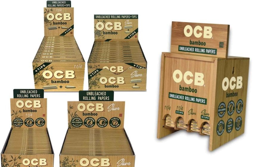 Republic Tobacco Launches Bamboo Rolling Papers