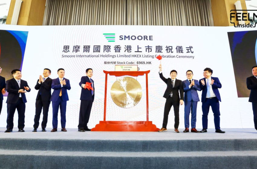 Smoore Stock Soars After Hong Kong IPO