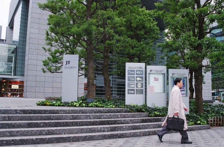 Japan Tobacco to Move Tokyo Headquarters