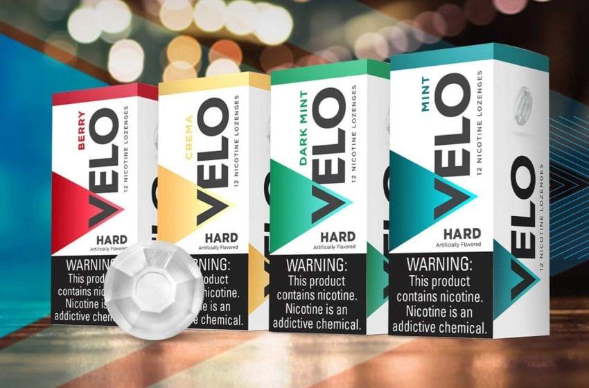 R.J. Reynolds Launches Velo Nicotine Lozenges