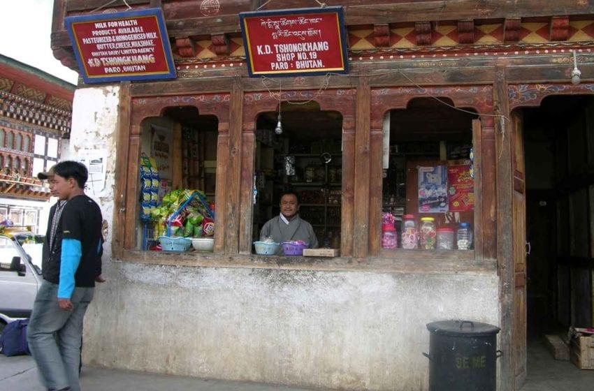Bhutan to Tolerate Tobacco Sales