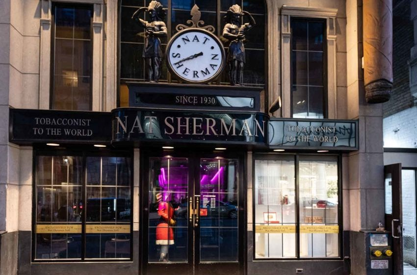Nat Sherman Brands Acquired