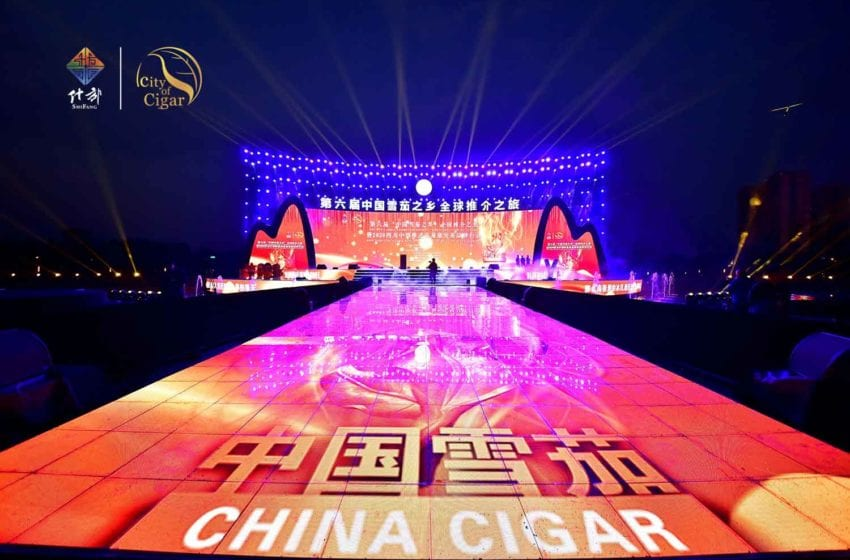 Great Wall Factory Celebrates Cigar Culture