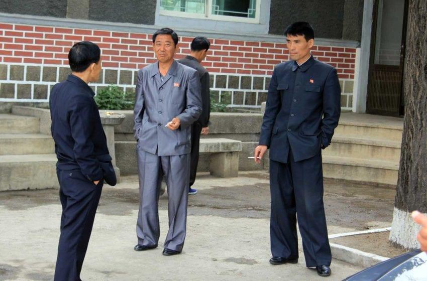 North Korea Bans Public Smoking