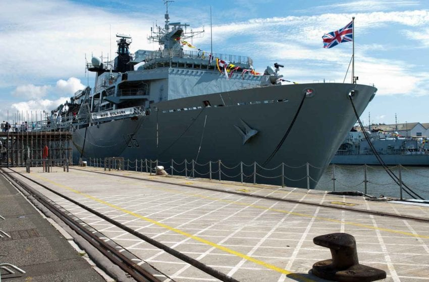 Royal Navy to Ban Smoking