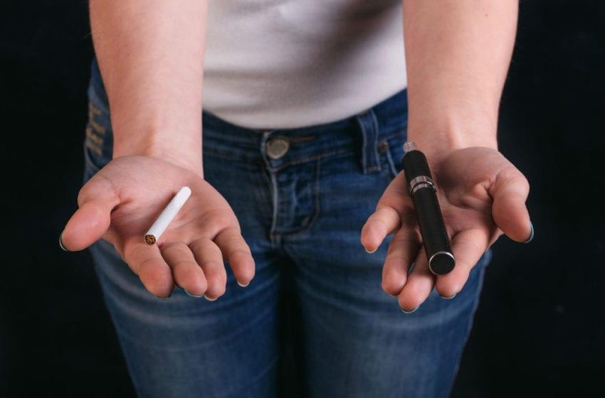 E-Cigarettes Prevail in Cessation Aids Study