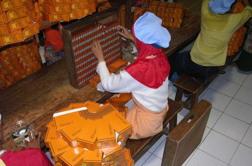 Indonesia: Tobacco Bracing for Tax Hikes