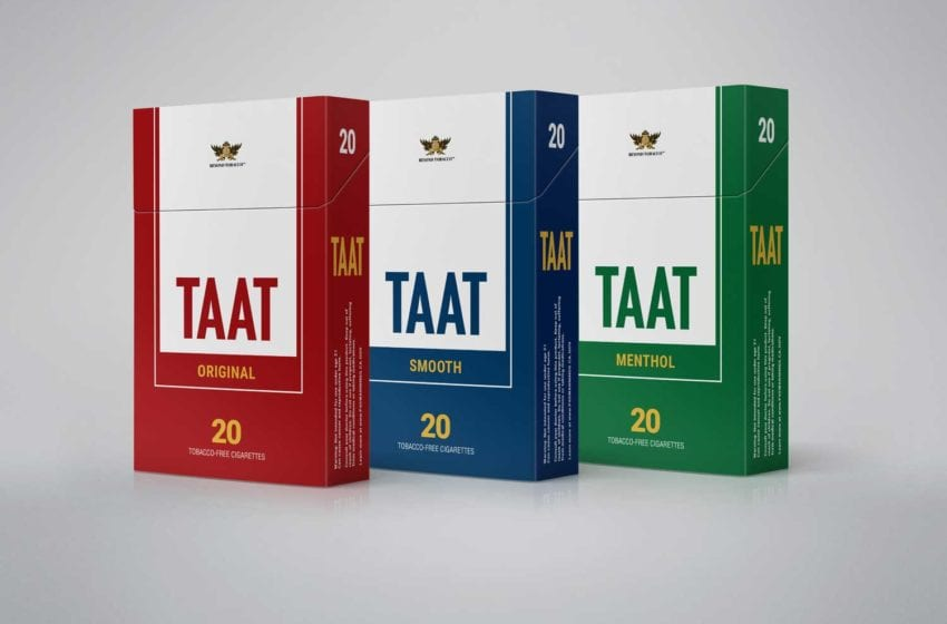 Taat's Hemp Cigarette Arrives in Ohio