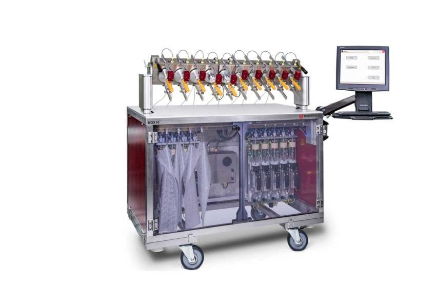 Borgwaldt KC Presents New Vaping Machine
