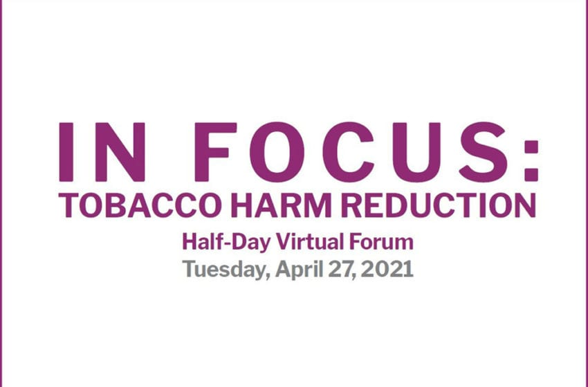 Half-Day Tobacco Harm Reduction Conference