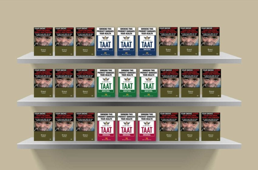 Taat to Stand Out Among U.K. Plain Packs