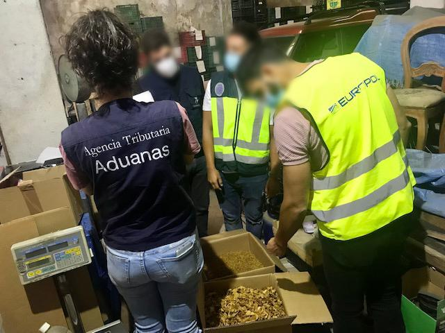 Tobacco Smuggling Group Dismantled