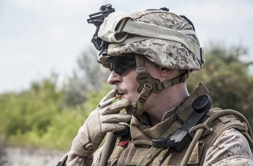 Push to Exempt Soldiers from 'Tobacco-21'