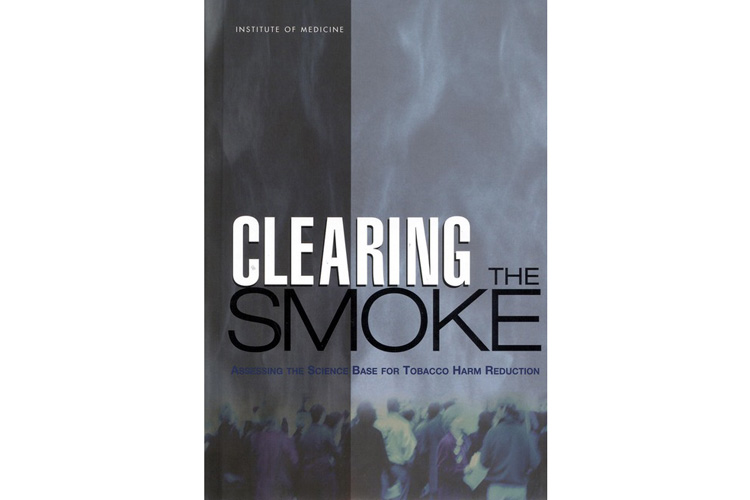 Update of 'Clearing the Smoke' Report Urged